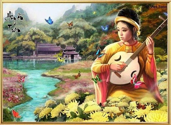 Image result for Huyền Trân công chúa