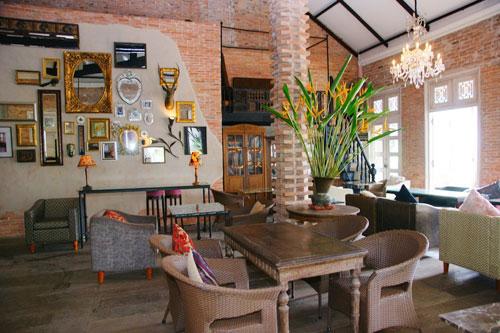 Những quán cafe có không gian lãng mạn dành cho các cặp tình nhân - Ảnh 2