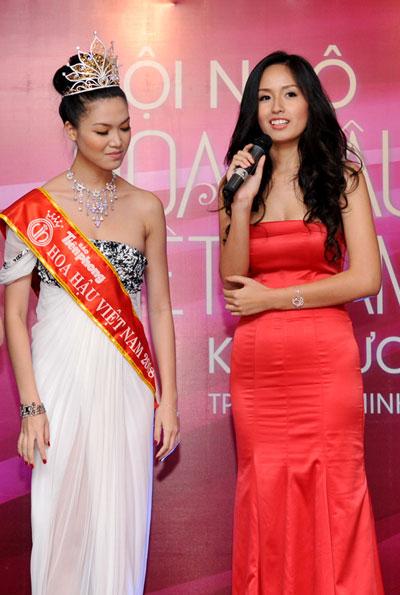 Đây là Hoa hậu Việt Nam có chiều cao khủng nhất chưa có Hoa hậu nào soán ngôi - ảnh 1