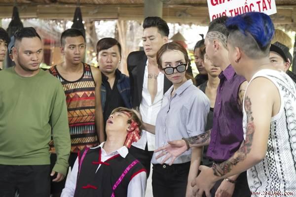 Yêu Từ Xa - Giải Cứu Tiểu Thơ (Phần 2) - Hồ Việt Trung