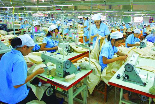 Kết quả hình ảnh cho ngành dệt may