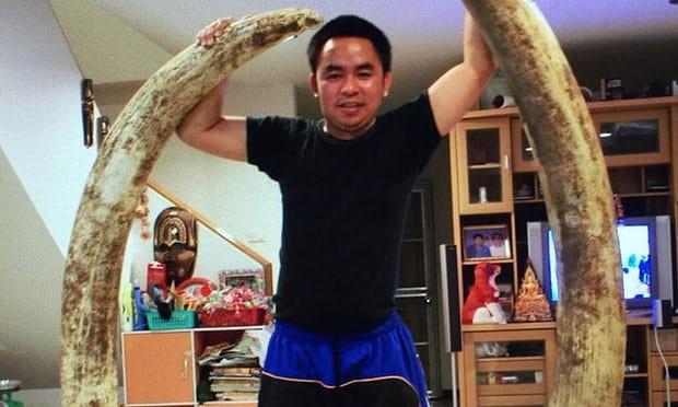Trùm buôn lậu gốc Việt buôn bán động vật hoang dã bị tóm tại Thái Lan - ảnh 1