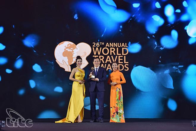 Việt Nam gặt hái nhiều giải thưởng du lịch thế giới - ảnh 1