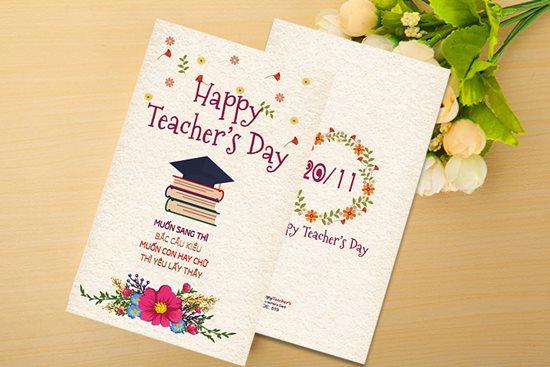 Những món quà ý nghĩa và thiết thực nhất dành tặng thầy cô nhân ngày 20/11 - ảnh 1