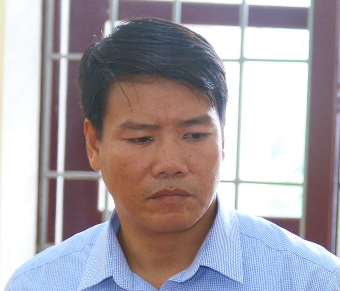 Vụ phá rừng tại VQG Phong Nha - Kẻ Bàng: Tạm giam trạm trưởng trạm kiểm lâm 4 tháng - ảnh 1