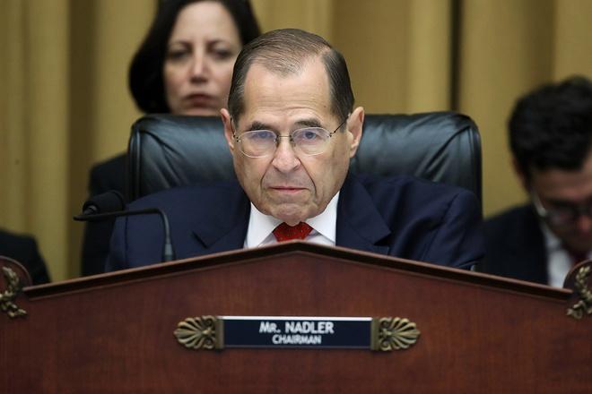 Nghị sĩ đảng Dân chủ ở Hạ viện Mỹ họp kín chuẩn bị cho cuộc điều tra luận tội ông Trump - ảnh 1