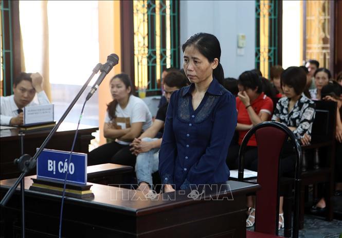 Tuyên án nữ y sỹ làm 117 trẻ mắc bệnh sùi mào gà ở Hưng Yên - Ảnh 1