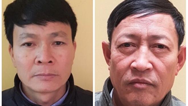 Hải Phòng: Bắt 2 cựu chủ tịch xã vì sai phạm đất đai gây thiệt hại lớn - Ảnh 1