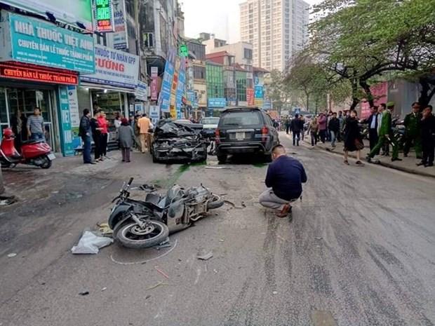 16 người chết vì tai nạn giao thông trong ngày đầu nghỉ lễ 30/4-1/5 - Ảnh 1