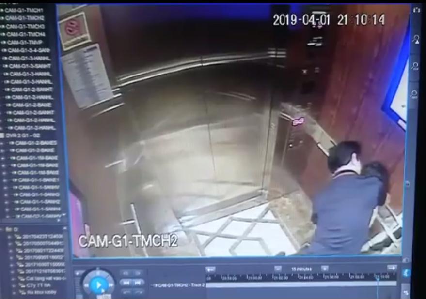 Công an xác định hành vi ôm hôn bé gái trong thang máy của người đàn ông là sàm sỡ - Ảnh 2