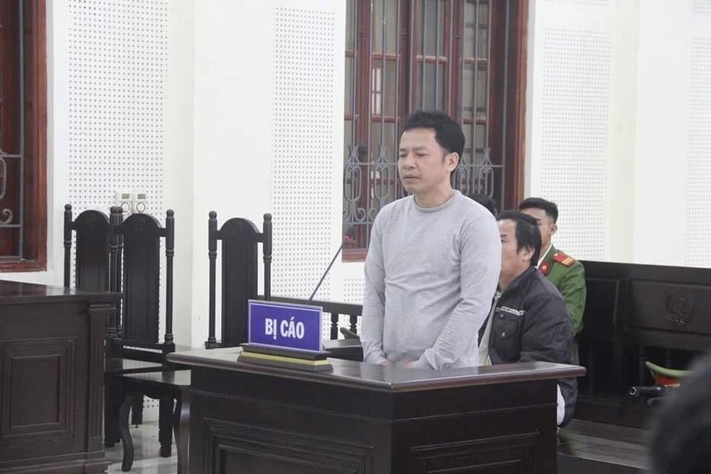 Tâm sự đắng chát của người phụ nữ trong phiên tòa xử kẻ sát hại chồng - ảnh 1