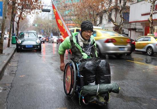 Phượt thủ đặc biệt nhất Việt Nam và hành trình bước ra thế giới khiến triệu người khâm phục - ảnh 1
