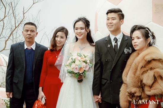 Những chi tiết gây choáng trong đám cưới của Duy Mạnh - ảnh 1