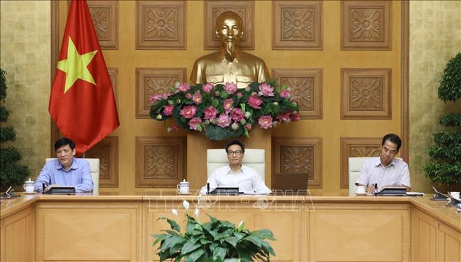 Phó Thủ tướng Vũ Đức Đam: Tập trung cao nhất nhằm khoanh gọn, sớm dập ổ dịch ở Đà Nẵng - ảnh 1