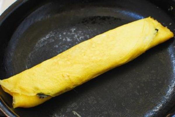 Cách đơn giản để nâng cấp món trứng rán bình dân thành đặc sản sang chảnh - ảnh 1