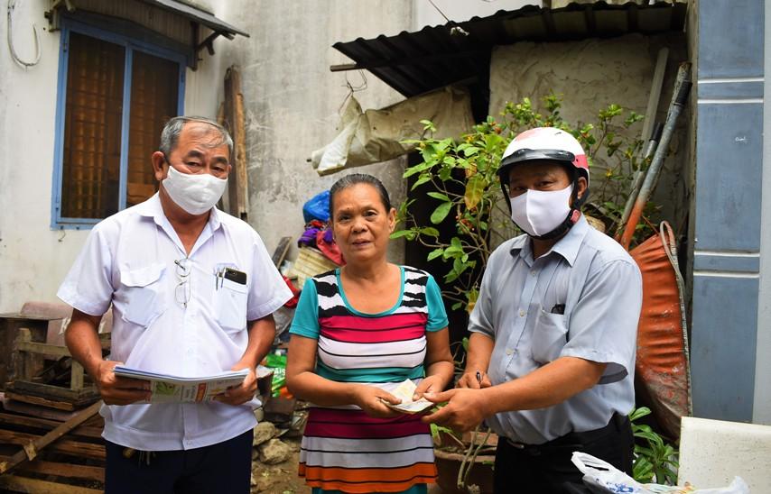 Cần Thơ: Hoàn thành việc hỗ trợ cho người dân bị ảnh hưởng dịch Covid-19 - ảnh 1