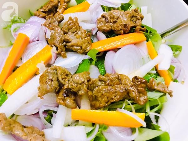 Da đẹp dáng thon chỉ nhờ 2 tuần ăn món salad thần thánh này - ảnh 1