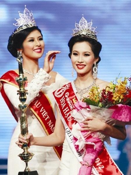 """Hoa hậu Thu Thảo không thiếu nhược điểm tuy nhiên biết cách thức """"che"""" - Ảnh 1"""