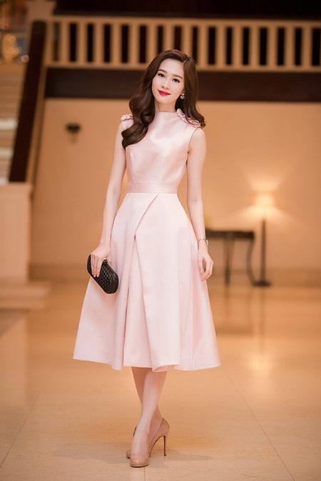 """Hoa hậu Thu Thảo không thiếu nhược điểm tuy nhiên biết phương pháp """"che"""" - Ảnh 10"""