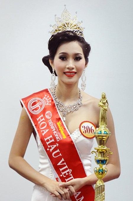 """Hoa hậu Thu Thảo không thiếu nhược điểm tuy nhiên biết cách thức """"che"""" - Ảnh 2"""