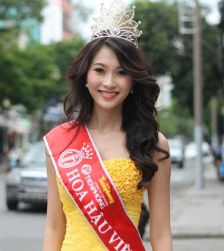 """Hoa hậu Thu Thảo không thiếu nhược điểm tuy nhiên biết cách thức """"che"""" - Ảnh 3"""