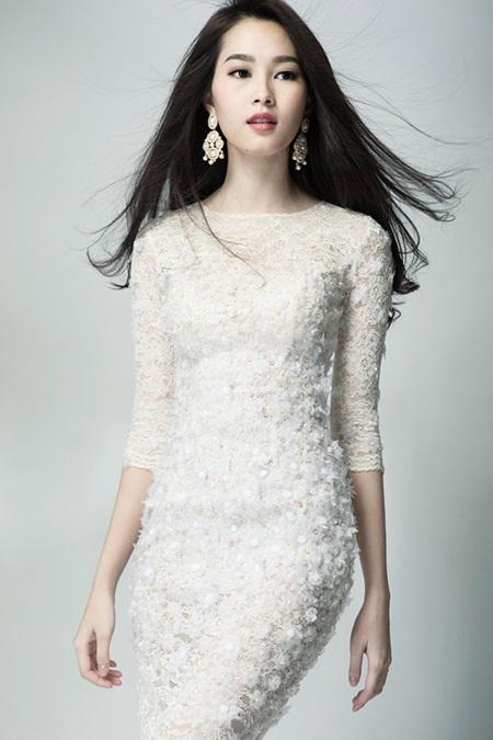 """Hoa hậu Thu Thảo không thiếu nhược điểm tuy nhiên biết cách thức """"che"""" - Ảnh 6"""