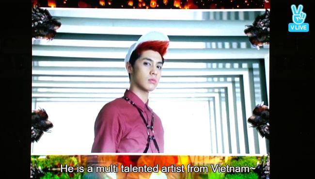 Noo Phước Thịnh khiến fan Hàn vẫy lightstick gào thét tại Asia Song Festival - Ảnh 1