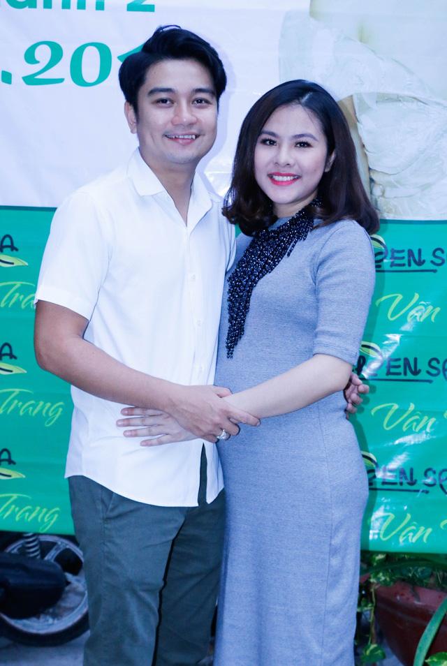 Diễn viên Vân Trang đã sinh thiếu nữ đầu lòng - Ảnh 3