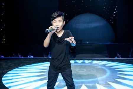 """Giọng hát Việt nhí 2016 liveshow 4: """"Đột nhập"""" buổi tập của 3 team - Ảnh 2"""