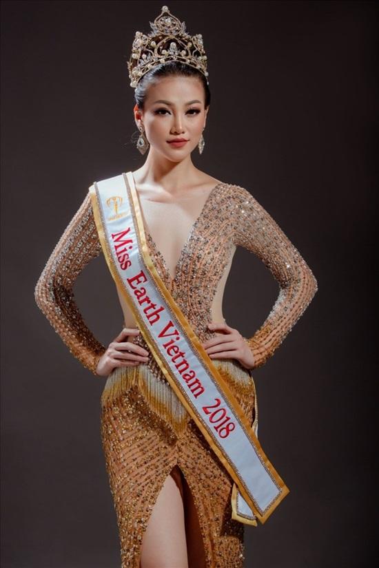 Hé lộ đại diện Việt Nam tham dự Hoa hậu Trái Đất 2018 - ảnh 1