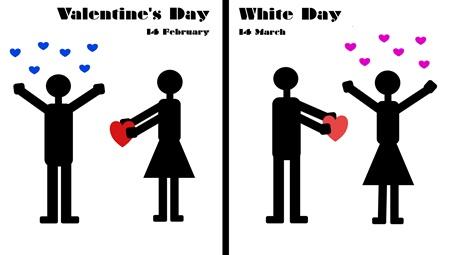 Valentine Trắng 14/3 là ngày gì?