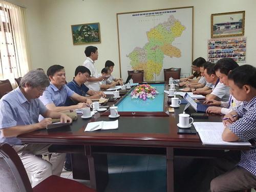 Đã xác định được đối tượng gây ra sai phạm trong chấm thi THPT quốc gia tại Hà Giang - ảnh 1
