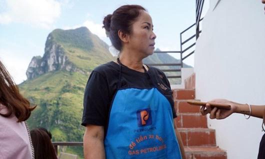 Bà chủ công trình trên đèo Mã Pì Lèng: Sẽ cho khách sạn nổ tung nếu bị thu hồi - ảnh 1