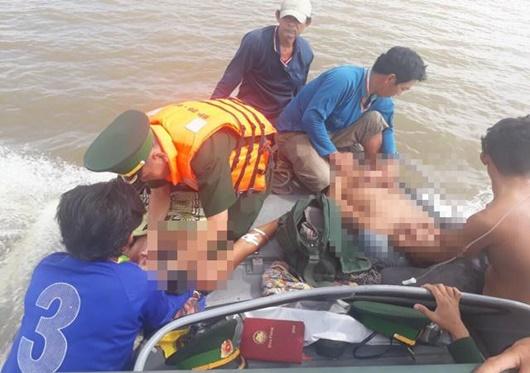 Kiên Giang: 4 ngư dân tử vong nghi do ngạt khí trên tàu - ảnh 1