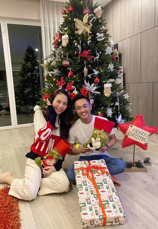 Cường Đô la - Đàm Thu Trang sắp có con gái đầu lòng? - ảnh 1