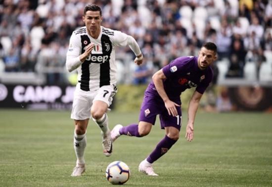 Juventus vô địch sớm 5 vòng, Ronaldo lập kỷ lục hoành tráng - Ảnh 1