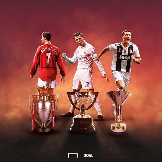 Juventus vô địch sớm 5 vòng, Ronaldo lập kỷ lục hoành tráng - Ảnh 3