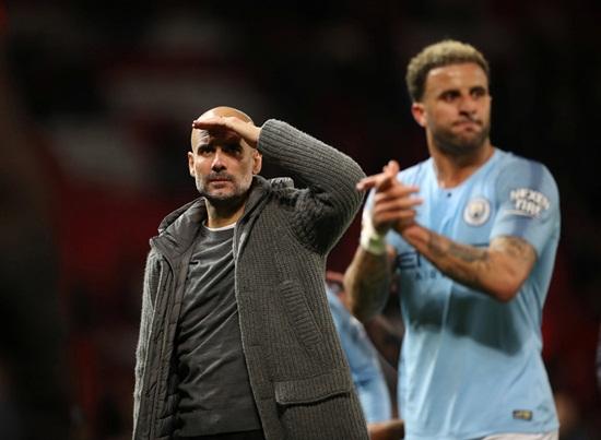 """Lập kỷ lục vì thắng trận derby, HLV Guardiola """"nói lời cay đắng"""" về M.U - Ảnh 1"""