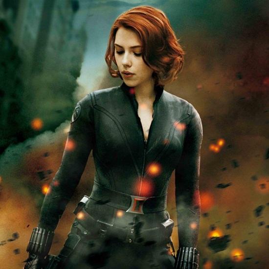 """""""Black Widow"""" Scarlett Johansson: Bước tiến dài từ """"bông hồng gợi cảm"""" đến biểu tượng nữ quyền hàng đầu Hollywood - Ảnh 1"""