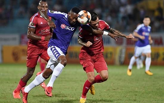 Hà Nội FC đánh bại TP.HCM, đoạt ngôi đầu V.League 2019 - Ảnh 1