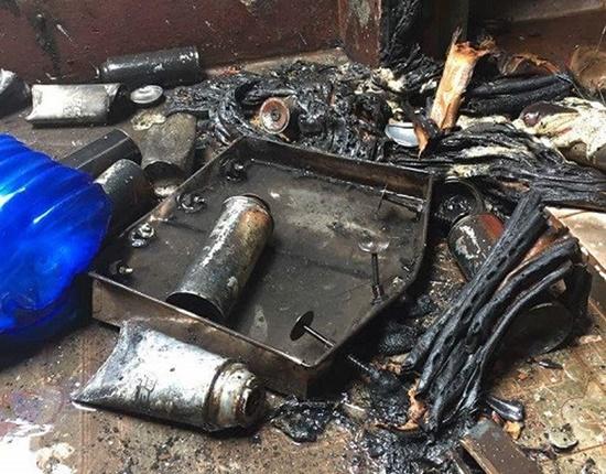 Bạc Liêu: Người đàn ông bị bỏng nặng vì bình gas mini phát nổ - Ảnh 1