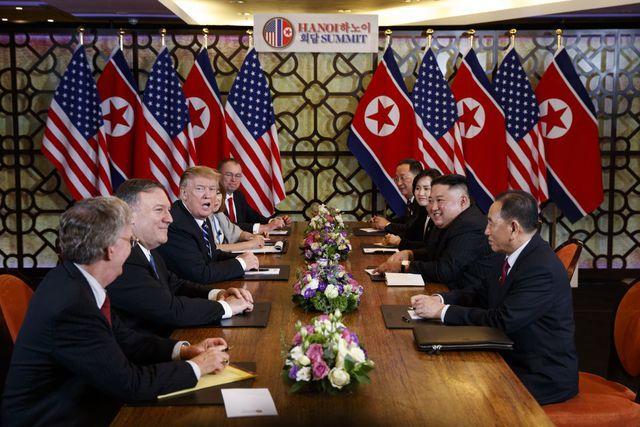 Ngoại trưởng Mỹ hé lộ về thượng đỉnh lần 3 của Tổng thống Trump và Chủ tịch Kim - Ảnh 1