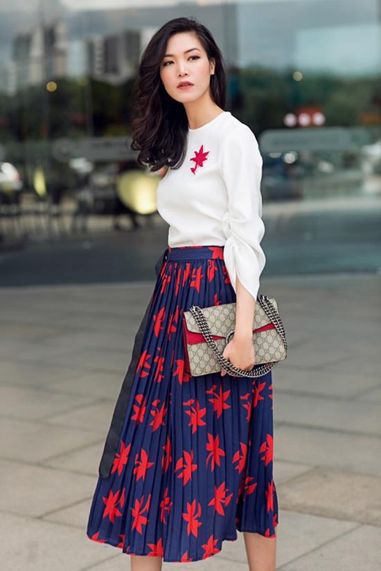 Hoa hậu Thùy Dung xuất hiện với nhan sắc không tỳ vết sau 11 năm đăng quang - Ảnh 7