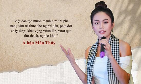 Dàn người đẹp Việt khẳng định sức mạnh đến từ tri thức - Ảnh 4