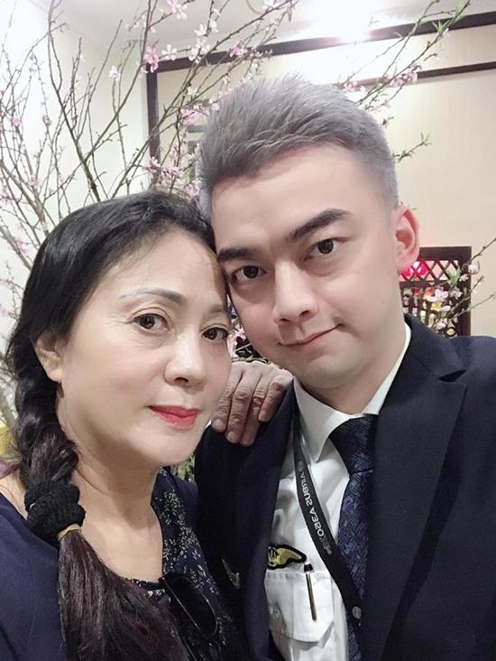"""NSƯT Hương Dung lên tiếng về tin đồn con trai Hà Duy lộ clip """"nóng"""" - Ảnh 2"""