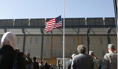 """Mỹ sơ tán nhân viên đại sứ quán tại Iraq vì """"mối nguy"""" từ Iran - Ảnh 1"""