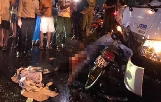 Tin tai nạn giao thông mới nhất ngày 16/5/2019: Tử vong vì xe mất lái trên đường đi cấp cứu đau ruột thừa - Ảnh 4