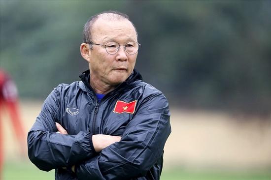 HLV Park Hang-seo tuyên bố điều bất ngờ về danh sách cầu thủ dự King