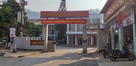 Vụ gian lận điểm thi ở Sơn La: Bị can nộp lại tiền, gia đình thí sinh không nhận - ảnh 1