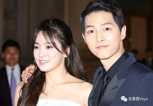 Sốc: Song Joong Ki - Song Hye Kyo ly hôn sau 2 năm chung sống - ảnh 1